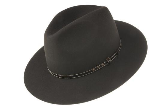 25350e7c022 Luxusní plstěný klobouk