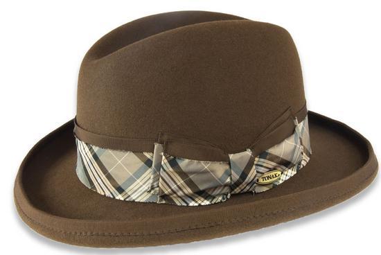Pánský plstěný klobouk  e273b67a47